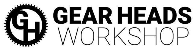 Gear Heads Workshop Logo
